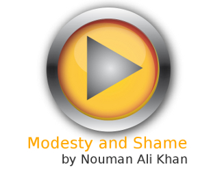Modesty and Shame – Nouman Ali Khan on Qur'an Weekly