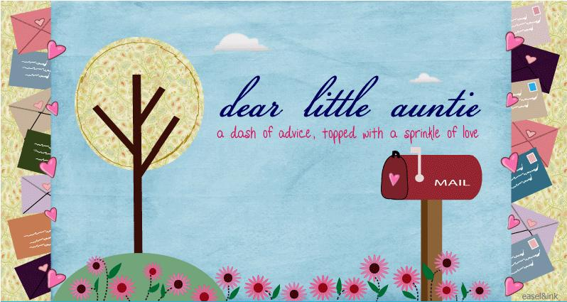 Sunday Spotlight: Dear Little Auntie