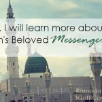16: Muslim, Because of Him