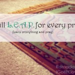 2: LEAP for Salah